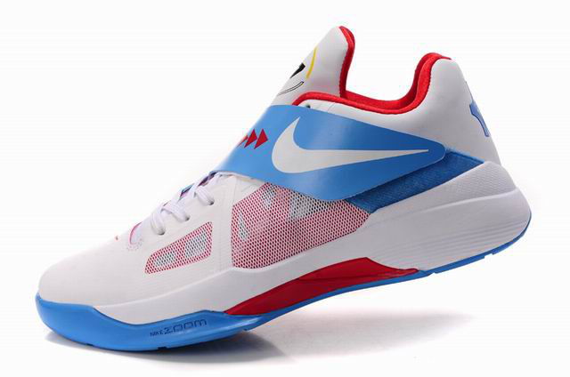 best service f4309 4b769 kevin durant debuts new nike n7 zoom kdiv